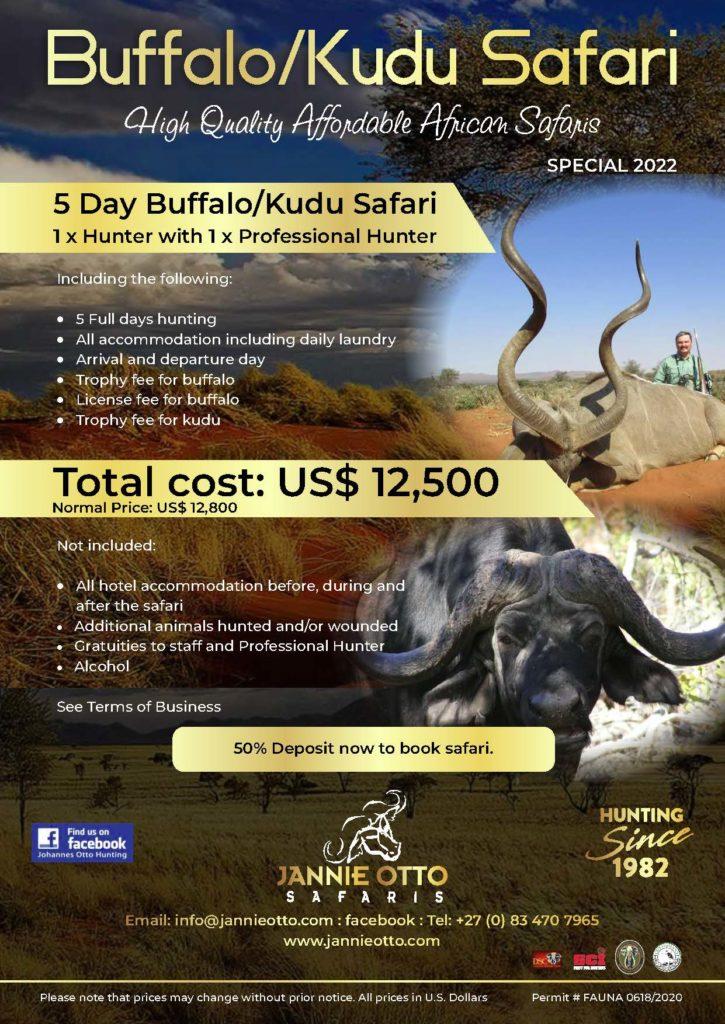 Baffalo Kudu  2021